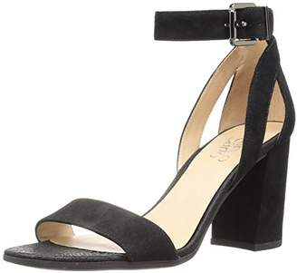 Franco Sarto Women's L-Malibu Heeled Sandal $57.34 thestylecure.com