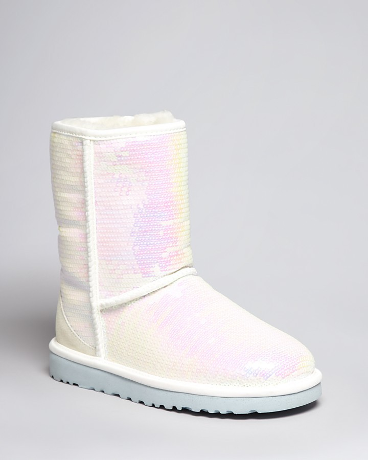 UGG Cold Weather Boots - Sparkles I Do!