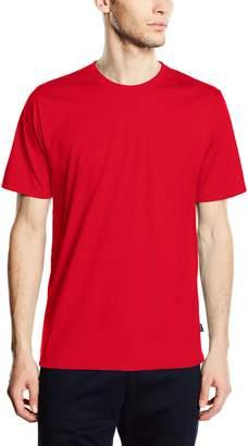 Trigema Unisex T-Shirt Red Rot (kirsch 036) Large