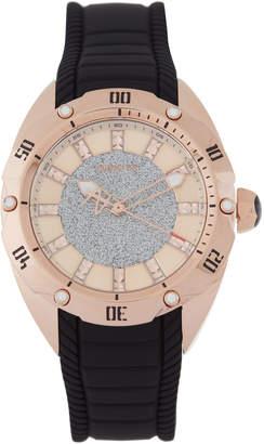 Invicta 26146 Rose Gold-Tone & Black Watch