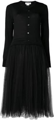 Comme des Garcons (コム デ ギャルソン) - Comme Des Garçons Girl sweater tulle dress
