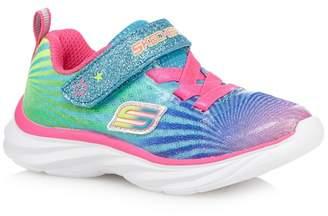 Skechers Kids Girls' Multicoloured 'Colourbeam' Trainers