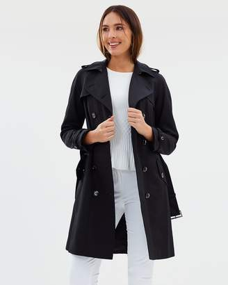 David Lawrence Willow Trench Coat