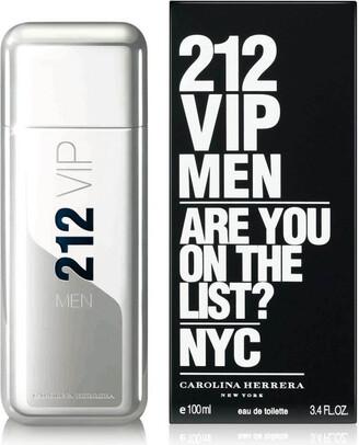 Carolina Herrera Men's 212 Vip 3.4Oz Eau De Toilette Spray