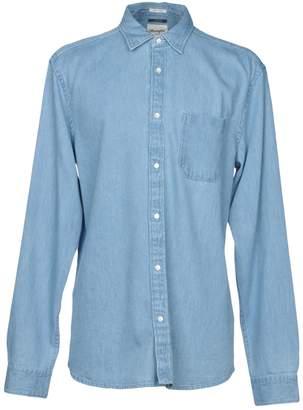 Wrangler Denim shirts - Item 42673136FK