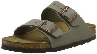 Birkenstock Women's Arizona 2-Strap Cork Footbed Sandal 40 M EU