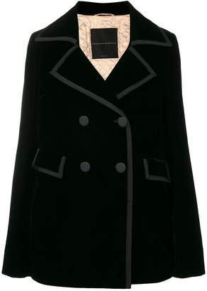 Ermanno Scervino double breasted jacket