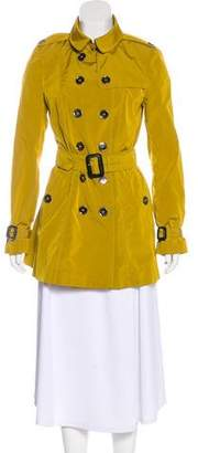 Burberry Trench Short Coat