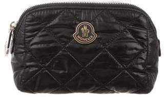 Moncler Quilted Cosmetic Bag