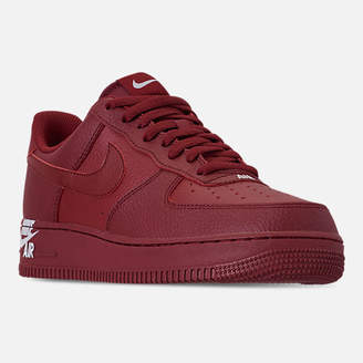 Nike Men's Force 1 '07 Leather Casual Shoes