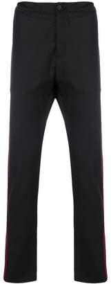 Just Cavalli stripe detail track pants