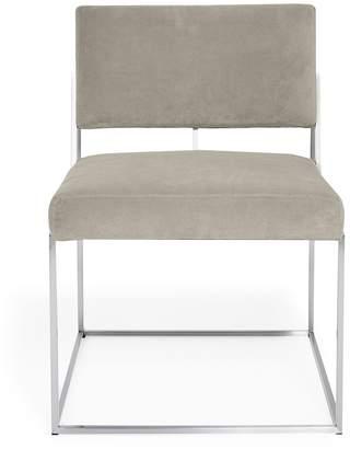 Thayer Coggin + Milo Baughman Armless Dining Chair