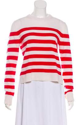 Rag & Bone Striped Cashmere Sweater