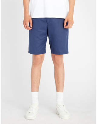Paul Smith Slim-fit cotton shorts