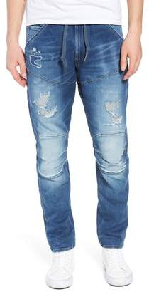 G Star 5620 3D Sport Tapered Fit Jeans