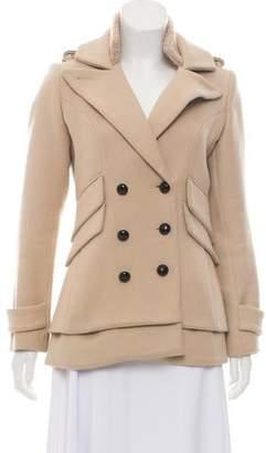 Smythe Virgin Wool Double-Breasted Jacket