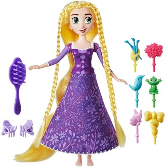Disney Disney's Tangled The Series Rapunzel Spin 'n Style Figure by Hasbro