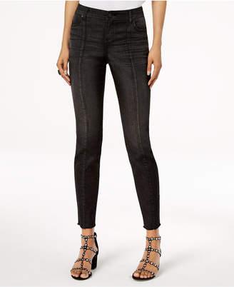 INC International Concepts I.n.c. Seamed Skinny Jeans