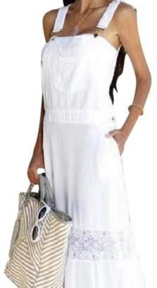 Giocam Long Overall Dress