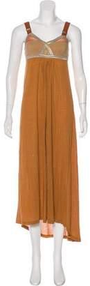 VPL Jersey Maxi Dress