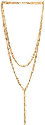 Haati Chai Double Lariat Necklace