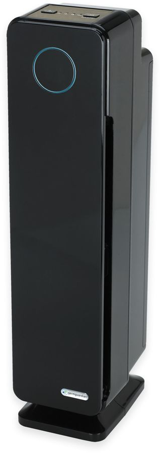 GermGuardian® 3-in-1 Elite HEPA Tower with UV-C Air Purifier