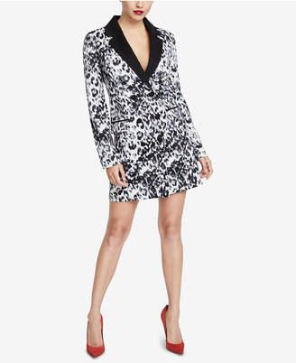 Rachel Roy Printed Blazer Dress, Created for Macy's