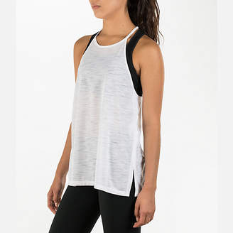 Under Armour Women's Threadborne High Neck Tank