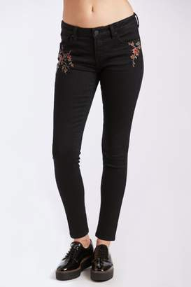 Others Follow Floral Embroidered Pant