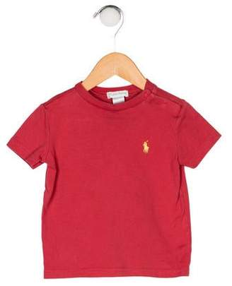 Ralph Lauren Boys' Crew Neck Shirt