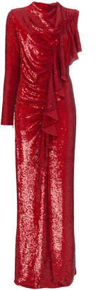 Ashish sequin embellished ruffled dress
