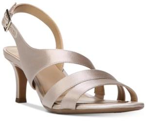 6dc16996de61 Naturalizer Beige Sandals For Women - ShopStyle Australia