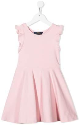 Ralph Lauren short flared dress