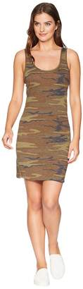 Alternative Eco Jersey Printed Tank Dress Women's Dress