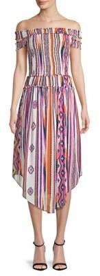 Ramy Brook Mandee Silk Dress