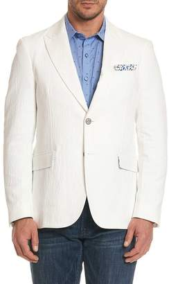 Robert Graham Montero Classic Fit Seersucker Sport Coat