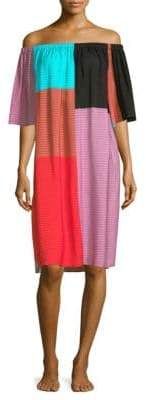 Mara Hoffman Lulu Color Block Dress
