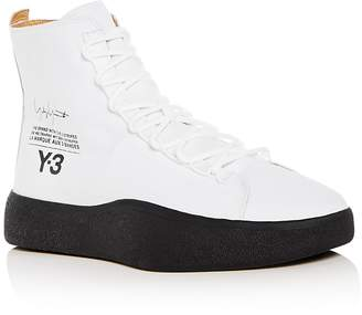 Y-3 Men's Bashyo High Top Sneakers