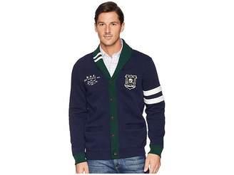 Polo Ralph Lauren Vintage Fleece Crew Neck