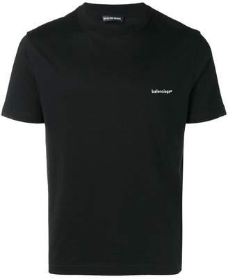 Balenciaga short sleeve T-shirt