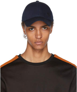 Paul Smith Navy Basic Baseball Cap