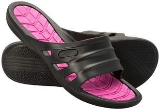 Warehouse Mountain Womens Sliders - Lightweight Ladies Summer Sandals