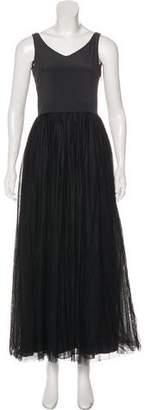 Brunello Cucinelli Silk Maxi Dress