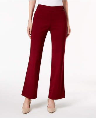 JM Collection Tummy-Control Trousers, Created for Macy's