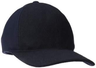 Kangol Men's Textured Wool Baseball