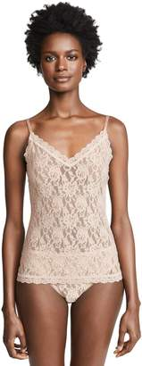 Hanky Panky Signature Lace V-Front Camisole, L