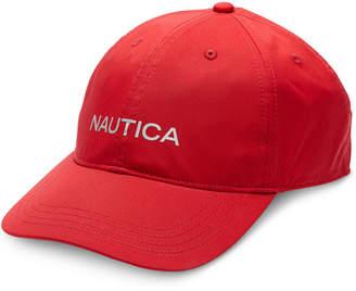 c39fa9590f6 Nautica Men Navtech Waterproof Rainbreaker Baseball Cap