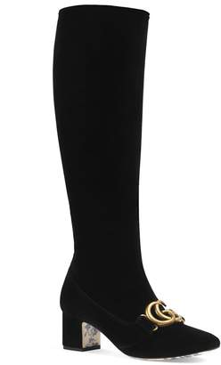Gucci Victoire Marmont Boot