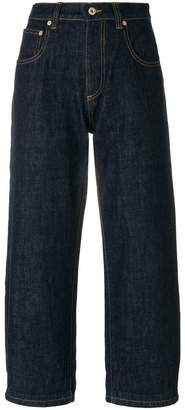 Carven straight cropped jeans