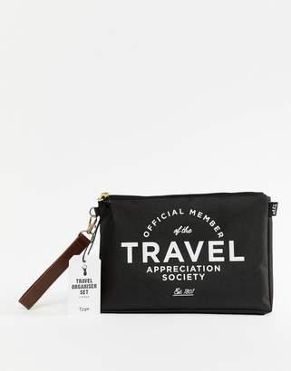 Cotton On Explorer Travel Organiser Bags